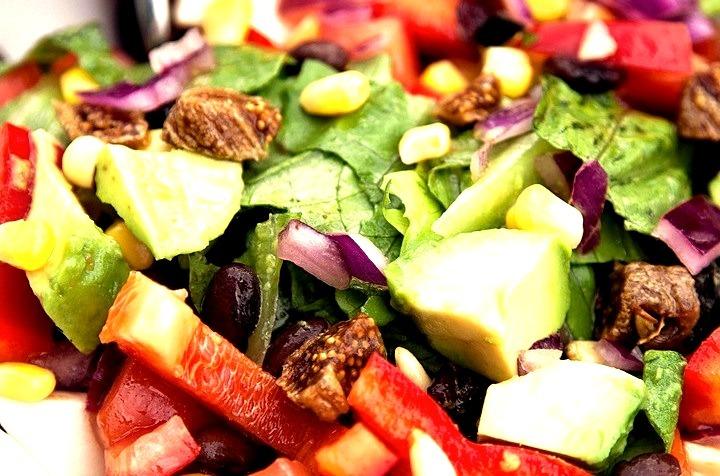 Salad, Avocado