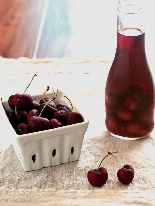 Cherry Infused Vodka