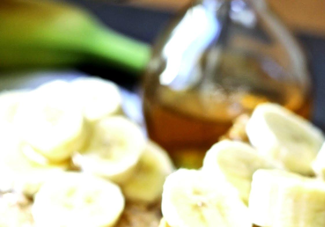 Recipe: Peanut Butter, Banana & Honey Toast